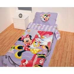 Πάπλωμα παιδικό μονό-ημίδιπλο 160Χ240 Disney Minnie - 0019-4