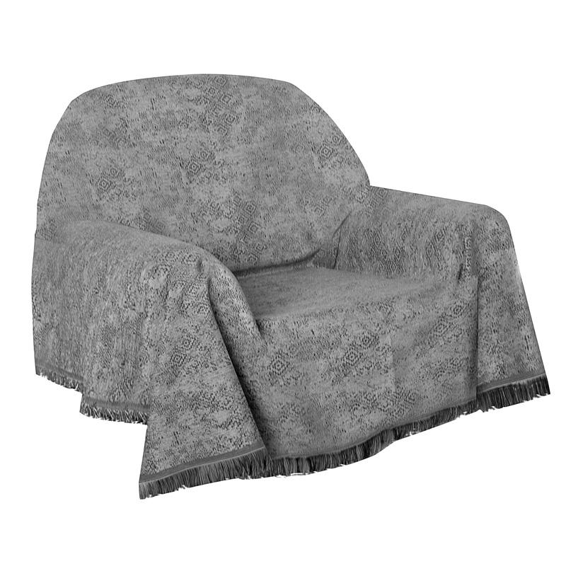 Σενίλ Ριχτάρι Soft Touch Ideato για Πολυθρόνα 170Χ170 - 1632-1