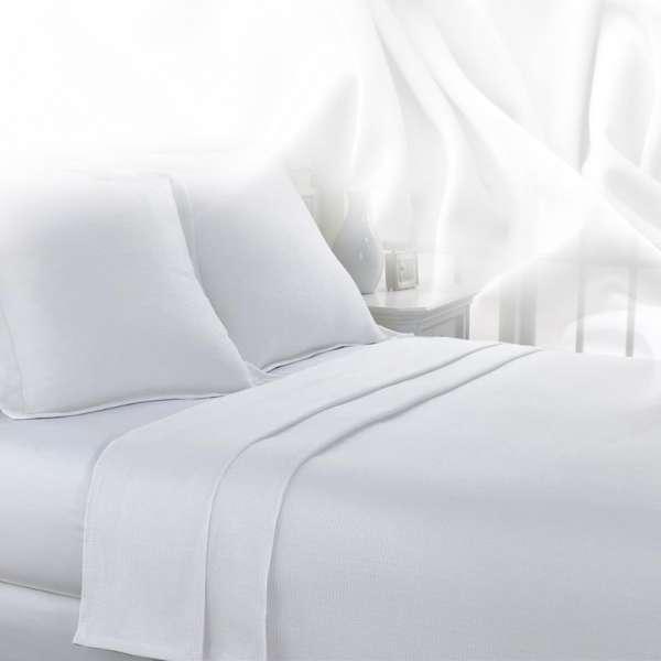 Διπλή παπλωματοθήκη 200Χ240 ξενοδοχειακή 100% βαμβακερή 170 κλωστών - 723-5-2