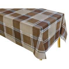 Καρώ Τραπεζομάντηλο Κουζίνας Tετράγωνο 140Χ140 - 2548-1