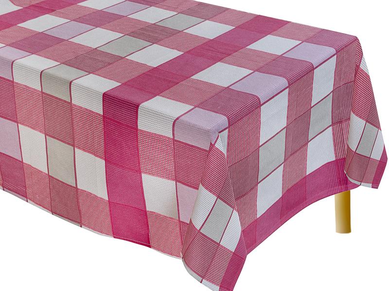 Καρώ Τραπεζομάντηλο Κουζίνας Tετράγωνο 140Χ140 - 2578-1