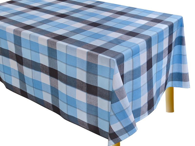 Καρώ Τραπεζομάντηλο Κουζίνας Tετράγωνο 140Χ140 - 2598-1