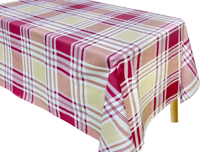 Καρώ Τραπεζομάντηλο Κουζίνας Tετράγωνο 140Χ140 - 2600-1