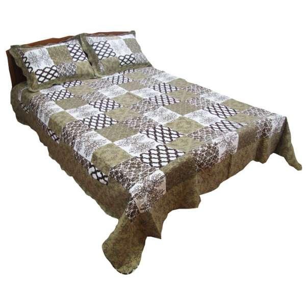Koυβερλί μονό-ημίδιπλο πολύγαζο 160Χ240 με μαξιλαροθήκη - 933-1