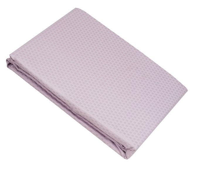 Λιλά κουβέρτα πικέ υπέρδιπλη sanforized 220Χ245 - 3253-2
