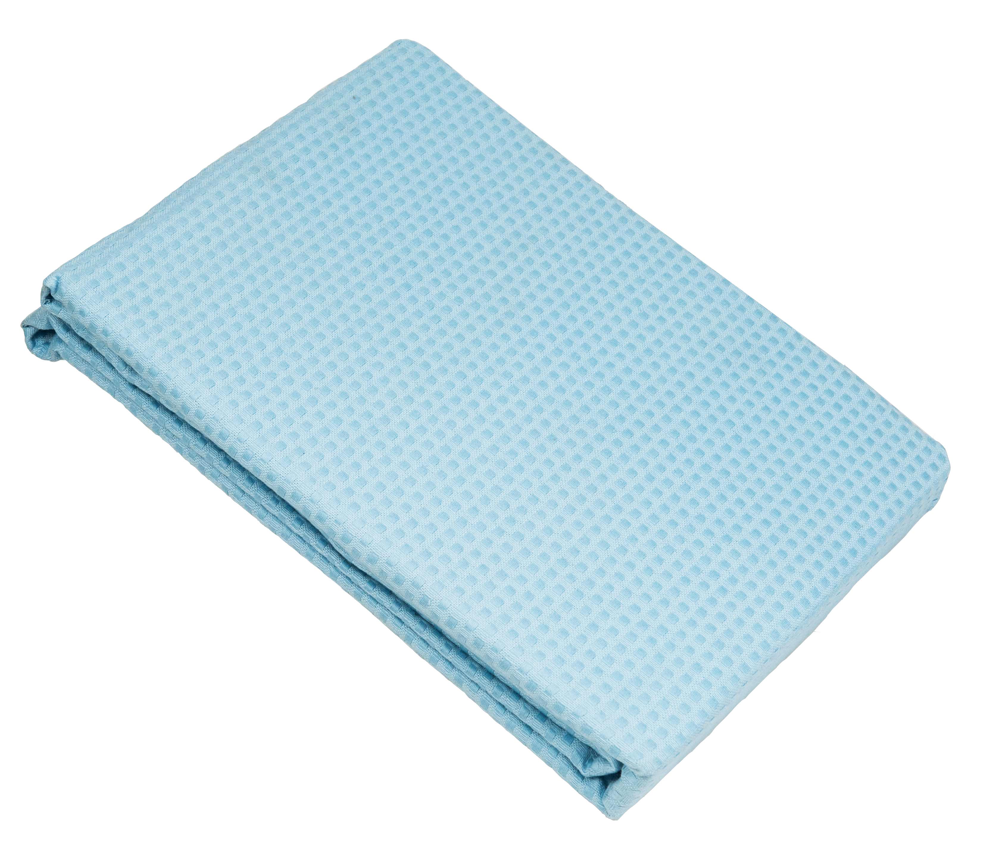 Σιέλ κουβέρτα πικέ υπέρδιπλη sanforized 220Χ245 - 3257-2