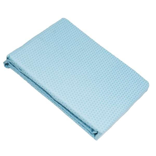 Σιέλ κουβέρτα πικέ ημίδιπλη sanforized 170Χ230 - 1257-1