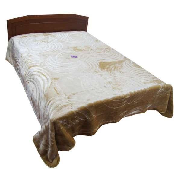 Υπέρδιπλη Κουβέρτα Βελουτέ 220Χ240 - 1416-2