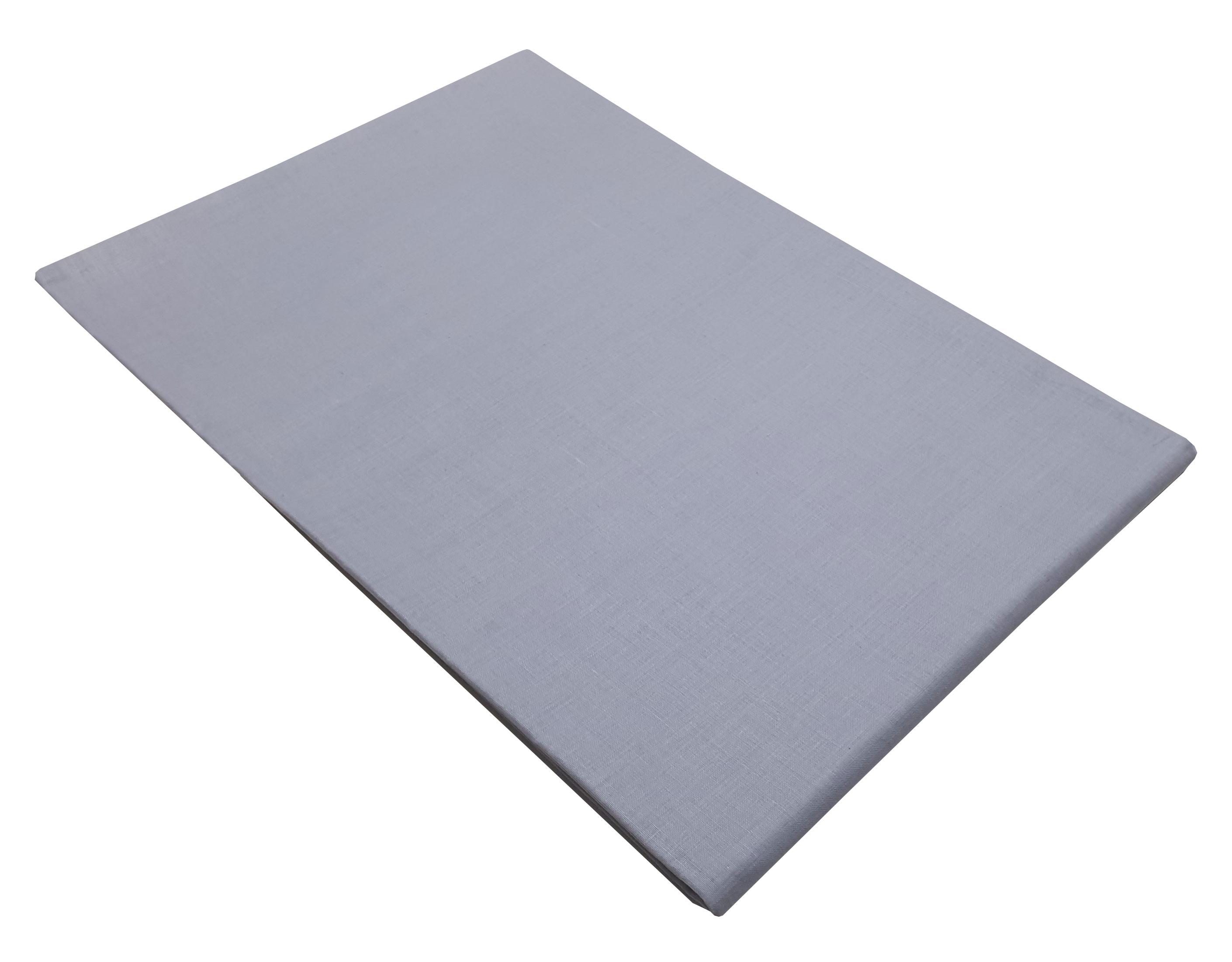 Σεντόνι ΚΟΜΒΟΣ Lavender μονόχρωμο Υπέρδιπλο με λάστιχο 170x200+20 - 7002201-30F