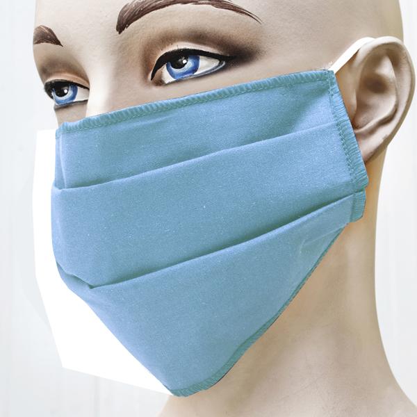 Σιέλ 100% Βαμβακερή Μάσκα Πολλαπλών Χρήσεων 3ply Με Φίλτρο - 70000010000-3-6