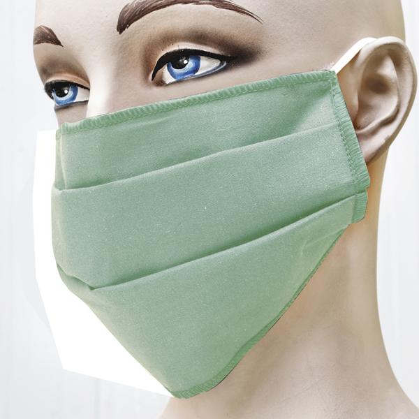 2 Βεραμάν Ελληνικές 100% Βαμβακερές Μάσκες Πολλαπλών Χρήσεων 3ply Με Φίλτρο - 70000010000-3-7